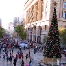 Christmas in Perth