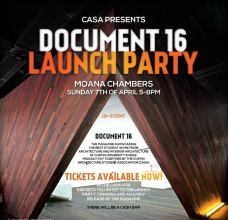 Document 16 launch