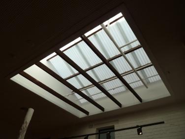 Translucent sheeting