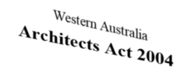 Architects Act2